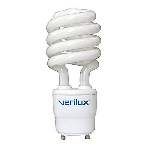 Verilux CFS26GU24VLX Natural Spectrum Replacement Light Bulb, 26 Watt (Natural Spectrum Lightbulbs compare prices)