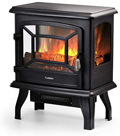 TURBRO Suburbs Fireplace Certified Freestanding product image