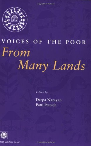 From Many Lands: Voices of the Poor