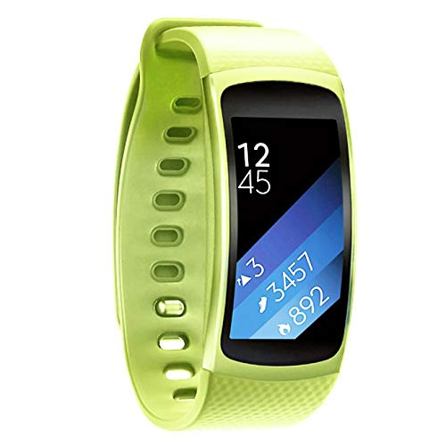 Jewh Wearable Devices - Smart Accessories - Silicone Watch Band - Strap for Samsung Gear Fit