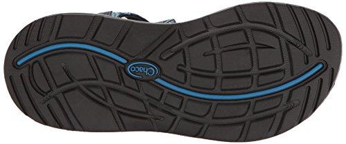 Chaco Frauen Zcloud Athletic Sandale Blau gesammelt