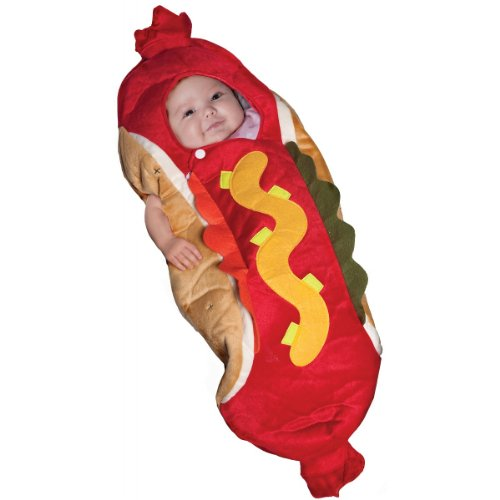 with Hot Dog Costumes design