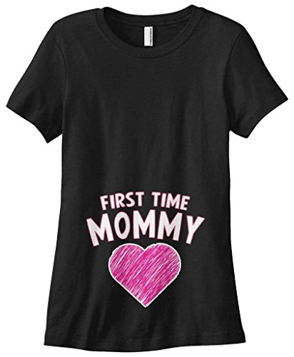 Threadrock Womens First Mommy T shirt product image