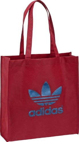 Bag adidas red Trefoil Tote blue qWZ08v