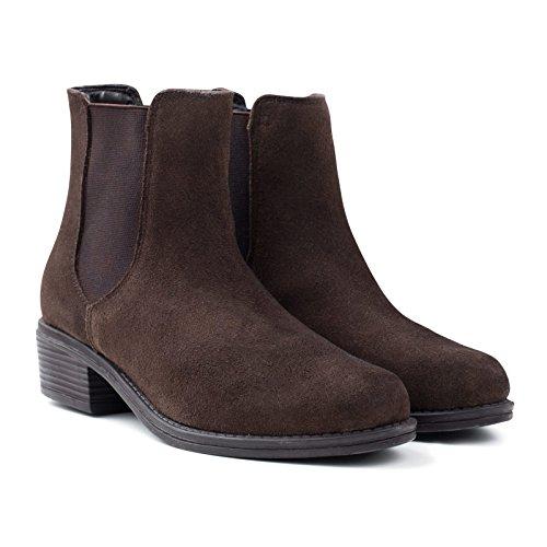 Redfoot Shoes, Bottes pour Femme