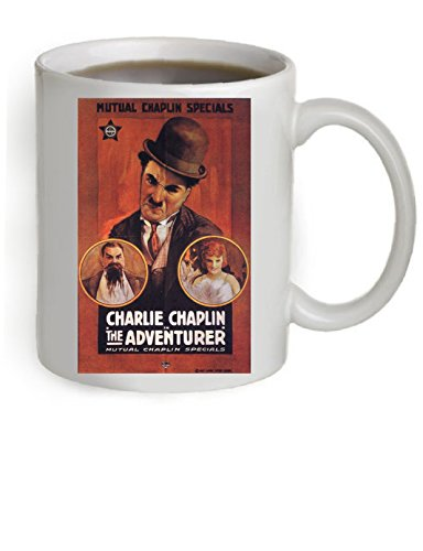The Adventurer Movie Poster Coffee Mug 11 OZ. . #A086