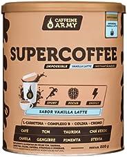 SuperCoffee 220g Vanilla Latte, Caffeine Army