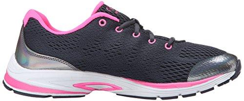 Ryka Womens Revere Walking Shoe Spazio Esterno / Meteorite / Rosa