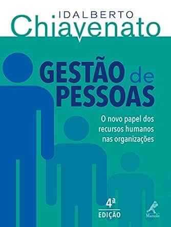 DOWNLOAD HUMANOS LIVRO GRÁTIS IDALBERTO CHIAVENATO RECURSOS