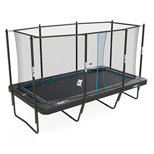Acon Trampoline Air 16 Sport HD with Enclosure | Includes...