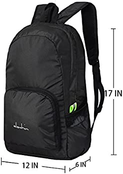 Clothin Foldable 20L Lightweight Backpack