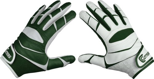 Cutters Gloves C-TACK Revolution Yin Yang Football Gloves