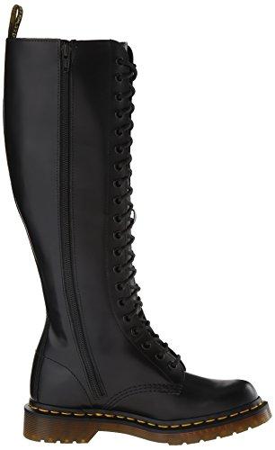 Dr. Martens 1B60 Smooth Damen Combat Boots Schwarz (Black)