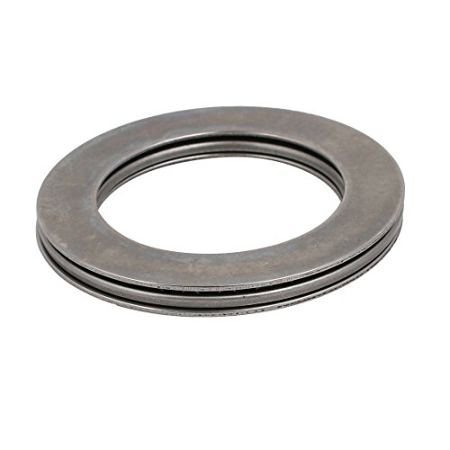 Grooved Race - Aexit Grooved Race Transmission Parts Thrust Ball Bearing 60mmx40mmx5mm Gray Model:42as189qo293