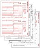 EGP IRS Approved 1099-DIV 4-part Laser Set