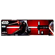Star Wars: Episode VII The Force Awakens Kylo Ren Ultimate FX Lightsaber