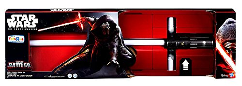 Star Wars Exclusive Kylo Ren Ultimate FX Lightsaber - The Ultimate Lightsaber