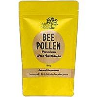 Eden Healthfoods Raw and Unprocessed Bee Pollen 180 g, 0.2 grams