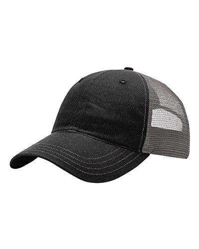 Richardson Cap Adult Unisex 111 Garment Washed Front/Mesh Back Caps
