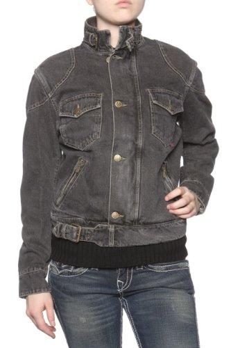 Belstaff Blackprince Denim Jacket BLACK PRINCE SOFT DENIM, Color ...