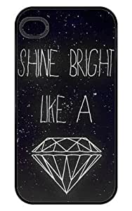 Shine Bright Like a Diamond Iphone 5 Case