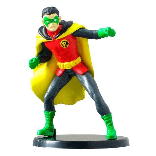 Monogram International Batman Robin DC Comics 2 3//4-Inch Mini-Figure