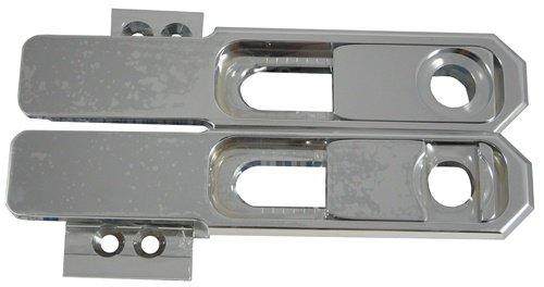 Yana Shiki CA3086 Chrome 4''-10'' Swingarm Extension for Suzuki GSX-R 600/750/1000