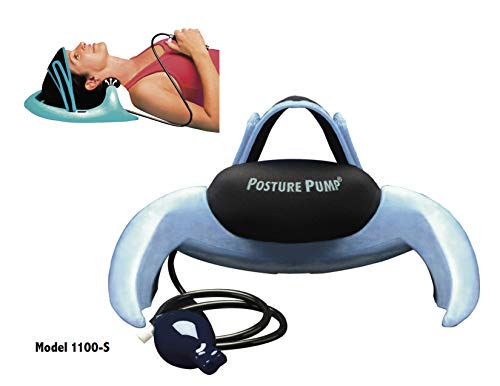 POSTURE PUMP Neck Pain Relief Cervical DISC HYDRATOR (Model 1100-S)* *Single neck air cell ()