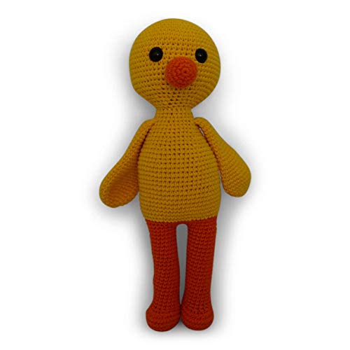 Pilo handmade crochet amigurumi duck