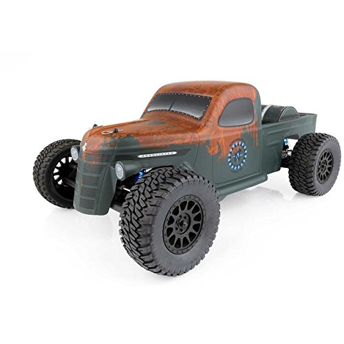 Team Associated 1/10 Trophy Rat 2WD SCT Brushless RTR from Team Associated
