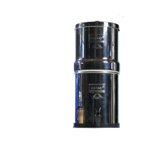 Big Berkey BK4X2 Countertop Water Filter Review