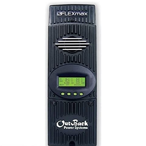 Outback FM-80 Flexmax MPPT Charge Controller - FM80-150VDC by Outback (Outback Solare Del)