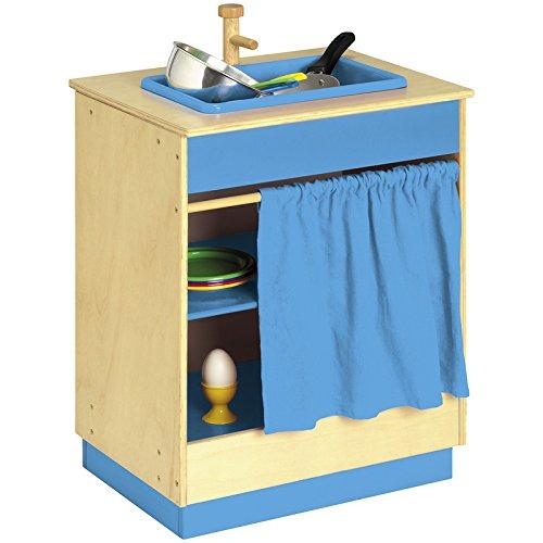 Nathan Modular Kitchen Sink, Blue