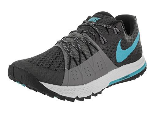 Nike Free RN 2 Scarpe Sportive da Donna Anthracite/Blue Fury/Cool Grey