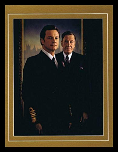 The King's Speech Framed 11x14 Photo Display