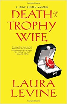 Book Death of a Trophy Wife (Jaine Austen Mysteries)