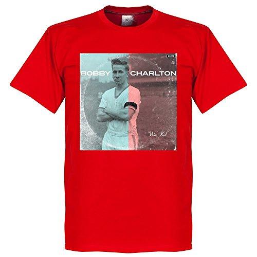 Pennarello LPFC Charlton-Maglietta, colore: rosso