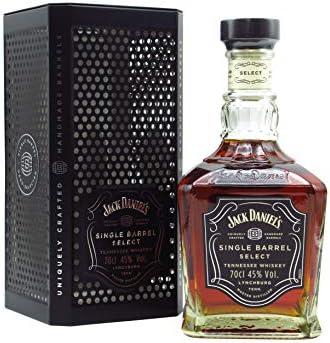 Jack Daniel's - Mesh Gift Tin & Single Barrel Select Tennessee - Whisky