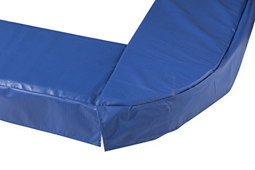 Upper Bounce Super Trampoline Replacement Safety Pad (Spring Cover) for 8' x 14' Rectangular Frames, Blue by Upper Bounce (Image #3)