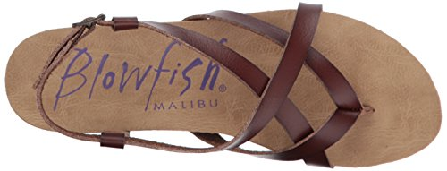 Womens Blowfish Muesli Pescatore Sandalo Whisky Dyecut Pu