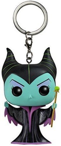 Amazon.com: Funko POP Keychain: Disney - Maleficent (Classic ...