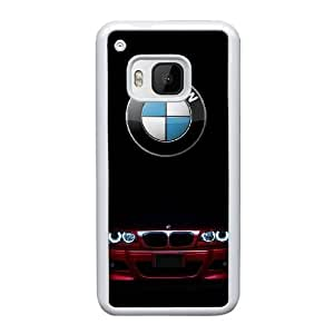HTC One M9 Cell Phone Case White BMW SF8605207