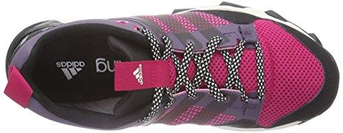 S15 Chaussures Femme Core adidas 7 Bold Pink Grau Ash st Kanadia Purple de Trail Trail Gris Black wUYYPtqSx