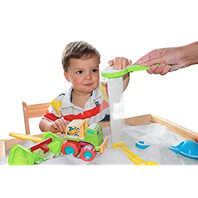 Sandtastik Therapy Play Sand, 25 lb (11.3 kg) Box: Toys & Games