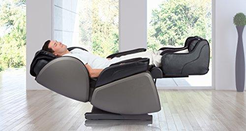Navitas Sleep Massage Chair, Onyx Color Option by Human Touch (Image #3)