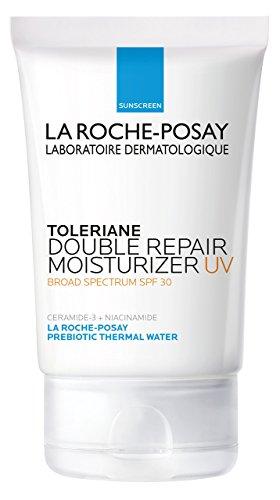 La Roche-Posay Toleriane Double Repair UV Face Moisturizer with SPF 30, 2.5 Fluid Ounce