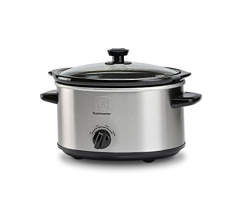 Toastmaster 5-Quart Slow Cooker