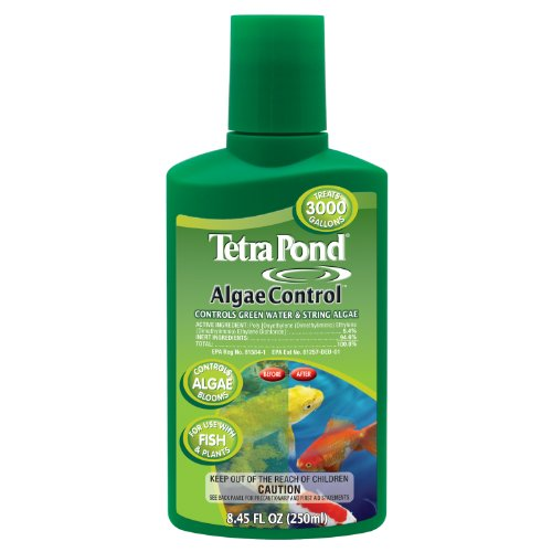 Tetrapond Algae Control Treatment, 8.4-Ounce, 250-Ml