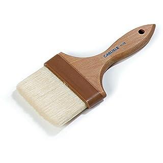 Sparta Wide Flat Brush w/Boar Bristles