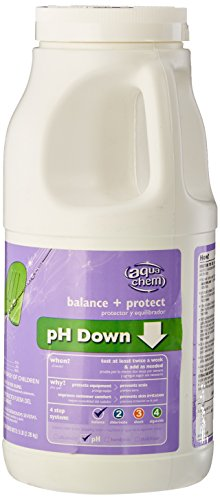 Aqua Chem pH Down for Swimming Pools, 5-Pound
